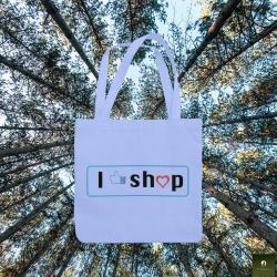 I Love Shop - Tas