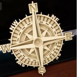 Ornament Compas